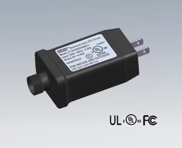 UL&CUL立式25W开关电源