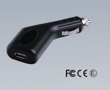 带欠压保护的枪形车载充电器