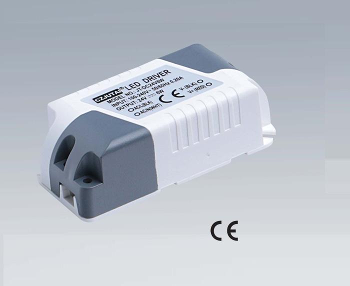 6W LED户内驱动电源