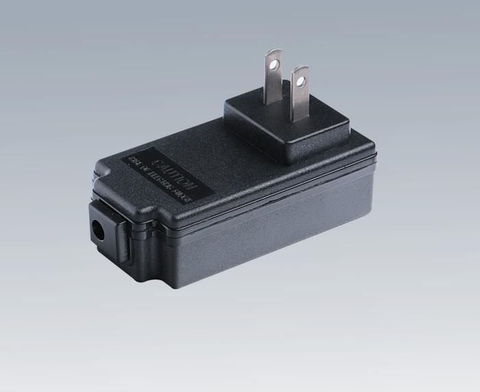 UL,7.2W卧式三线两路带定时八功能控制开关电源