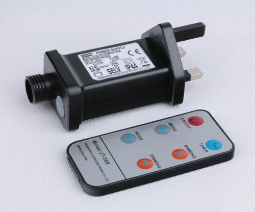 15W系列无线通信遥控一体式电源(八功能+调光+定时)