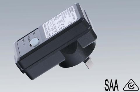 7.2W系列卧式八功能带光控电源