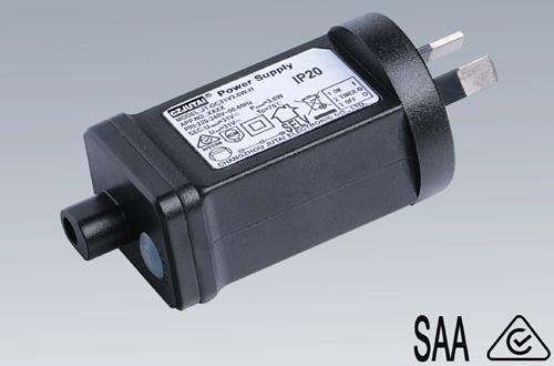 10W系列立式常亮带调光功能电源