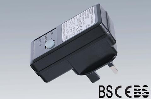 15W系列卧式八功能带光控电源
